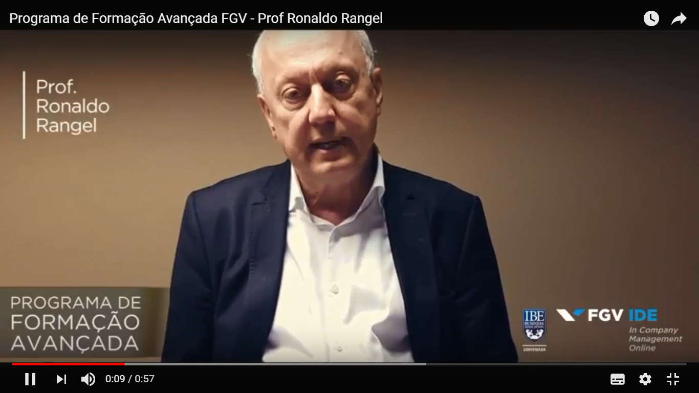 [Vídeo] Programa De Formação Avançada – Prof Ronaldo Rangel