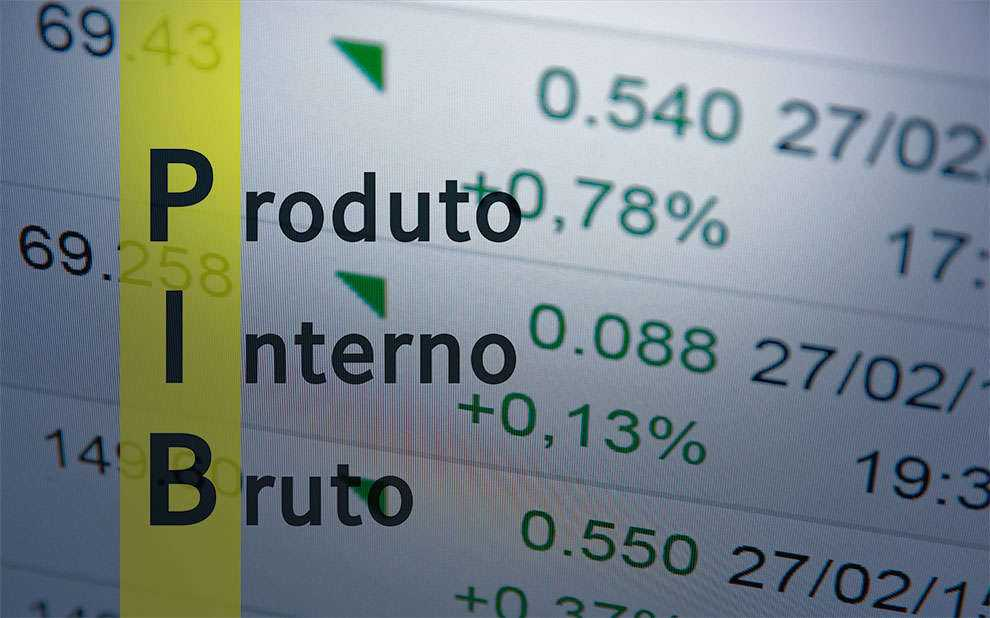 Monitor Do PIB Aponta Recuo Do PIB De 0,1% Em Abril