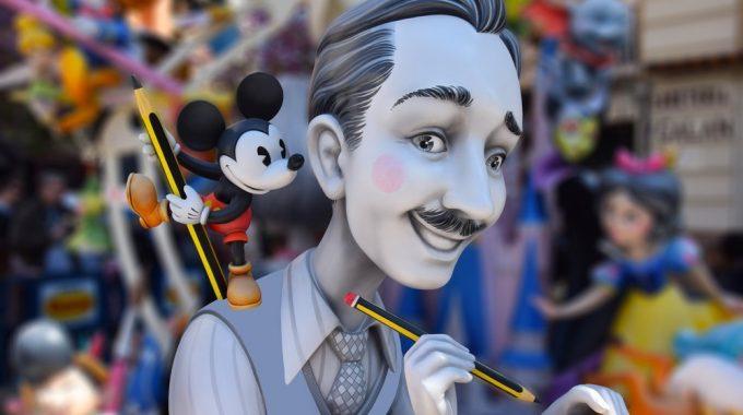 Segredos Da Disney