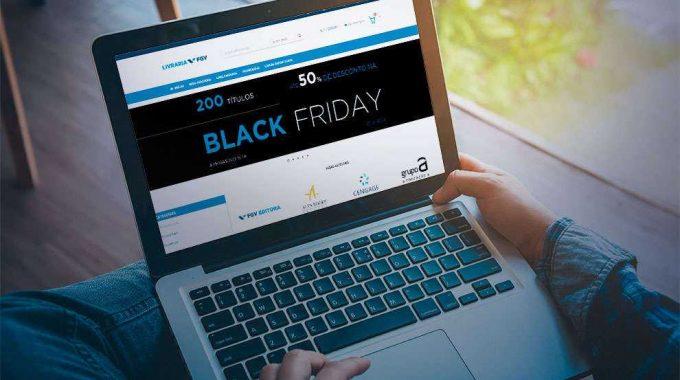 Livraria FGV Inaugura Novo Site E Ação Especial Nesta Black Friday