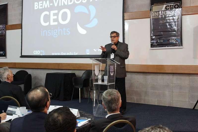 Roberto Brant Avalia Perspectivas Da Economia Brasileira Até 2022 Na IBE Conveniada FGV