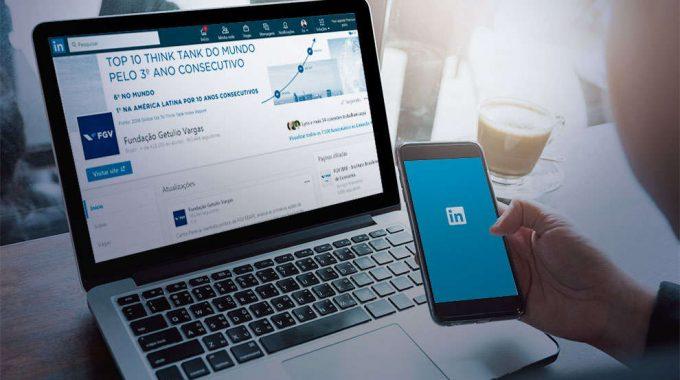 Retrospectiva 2019: FGV é Maior Instituição De Ensino Em Número De Seguidores Do LinkedIn