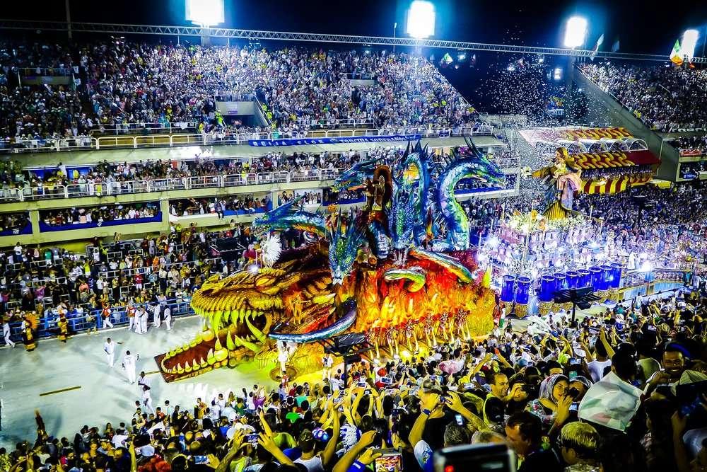 Carnaval Para Bombar Sua Carreira