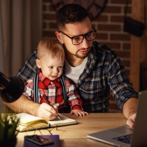 Trabalho E Família: 6 Dicas Para Conseguir Conciliar