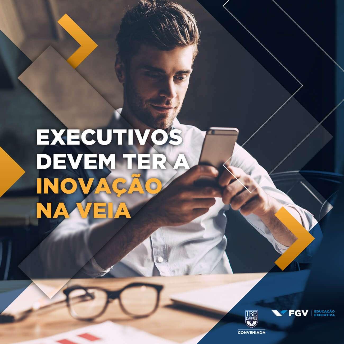 CEO Em Busca De Dicas De Inovação
