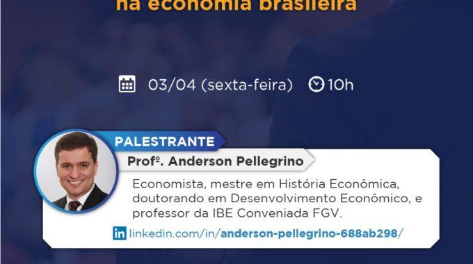 Pandemia X Economia: Webinar