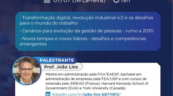 O Futuro Da Liderança E Gestão De Pessoas é Tema De Webinar FGV