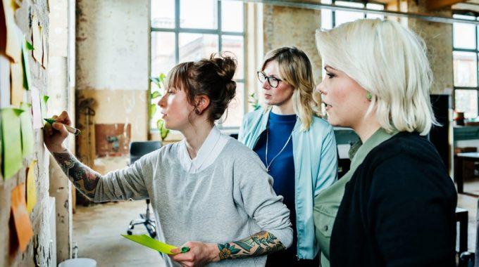 Mercado De Trabalho Para Mulheres