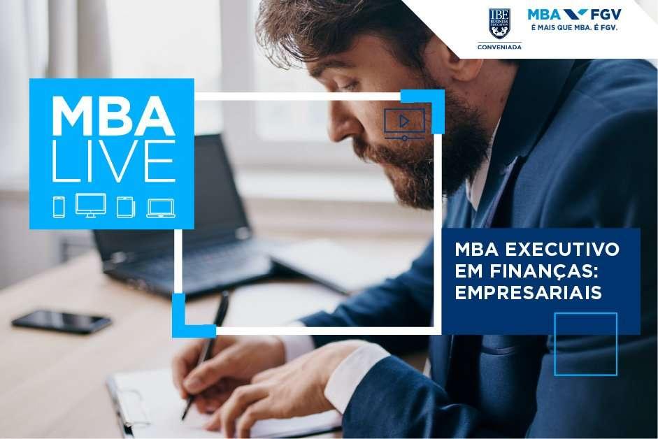 MBA Executivo em Finanças- Empresariais