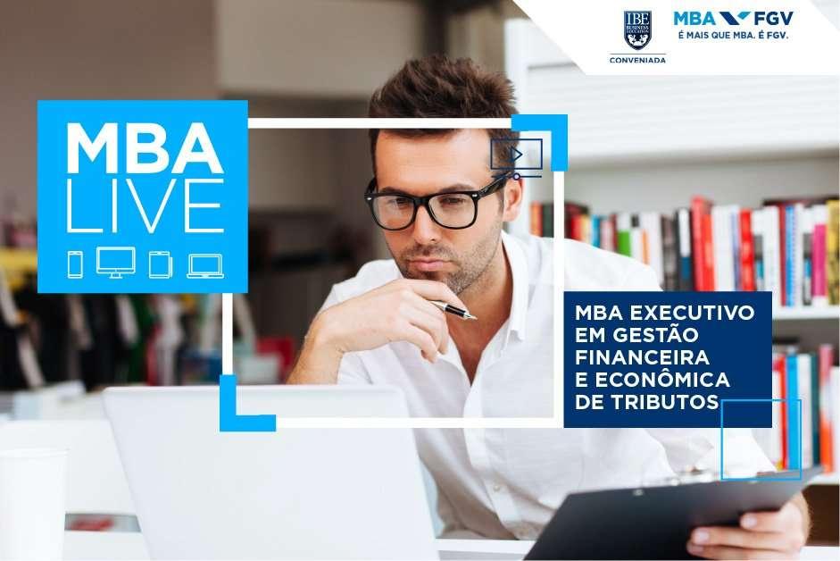 MBA Executivo em Gestão Financeira e Econômica de Tributos