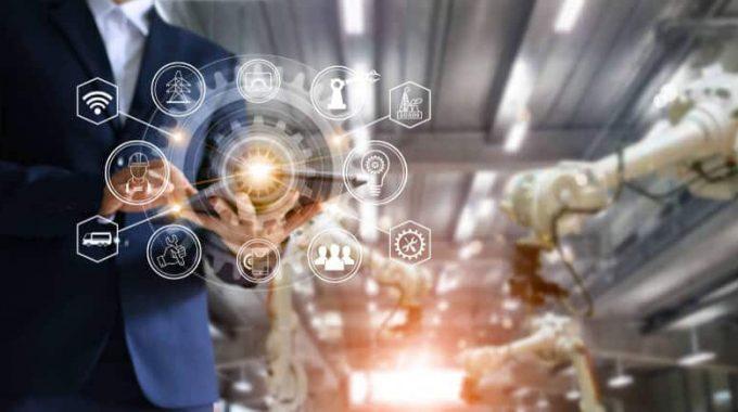 Industria 4.0 E Revolução Industrial