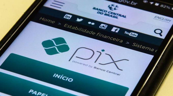 PIX Entrou Em Funcionamento Na Segunda-feira (16)