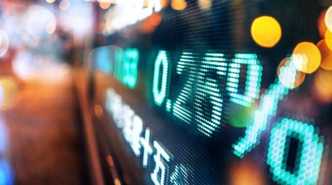 Ibovespa Tem Leve Queda Puxado Por Wall Street