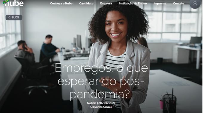 Empregos: O Que Esperar Do Pós-pandemia?