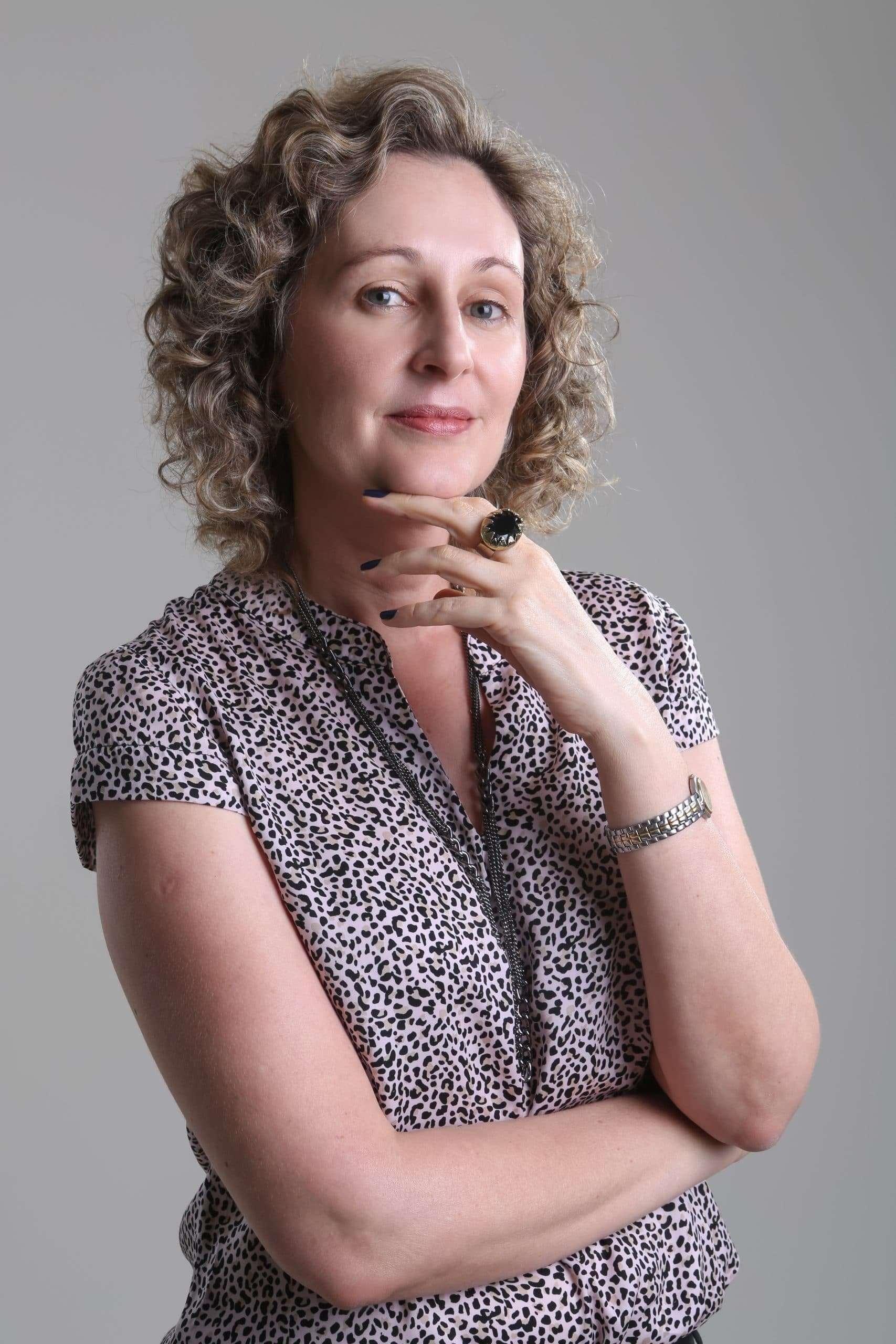 Professora Ligia Molina