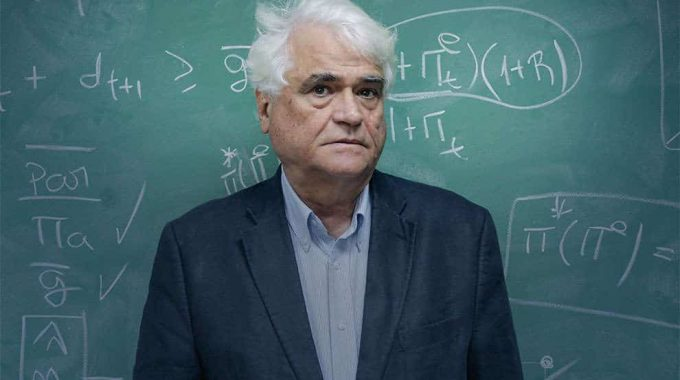 Professor Da FGV EPGE Recebe Prêmio Werner Baer