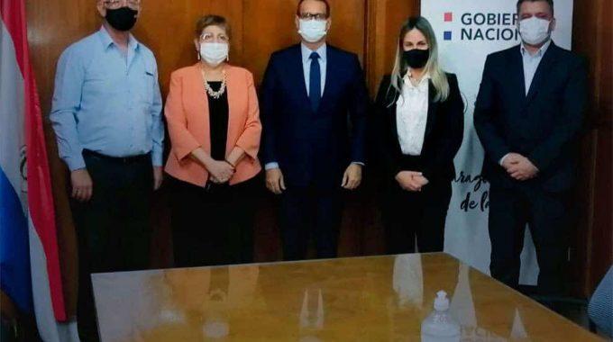 FGV Amplia Participação No Paraguai